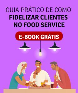 ebook como fidelizar clientes no food service